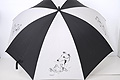 Huge Greyhound Print Umbrella