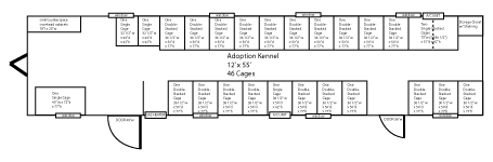 Adoption Kennel